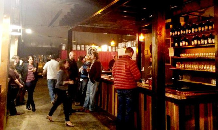 Memphis Made Brewing Company Taproom