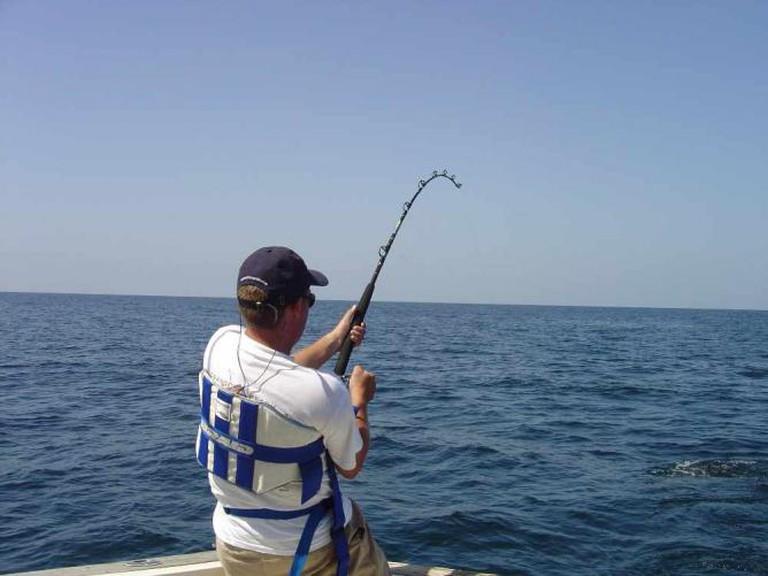 Deep Sea Fishing| ©Wikimedia