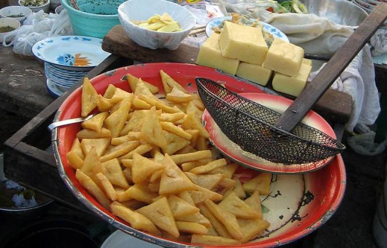 Shan Tofu © Wagaung/WikiCommons