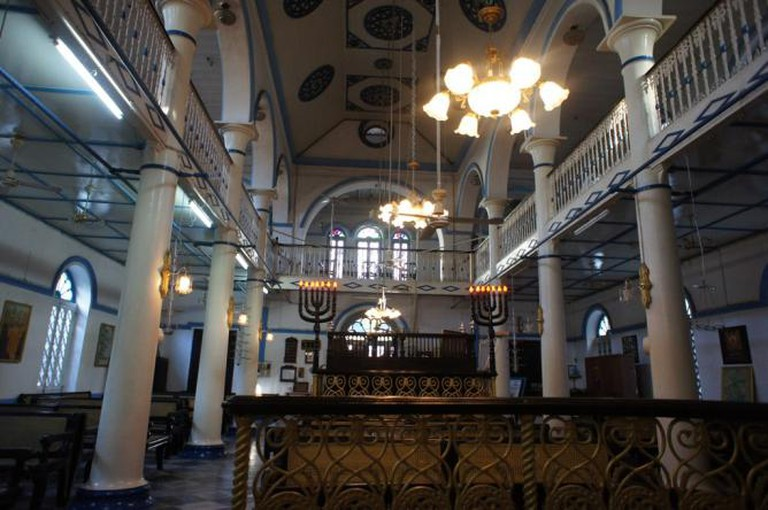 Musmeah Yeshua Synagogue | © Esme Vos/WikiCommons