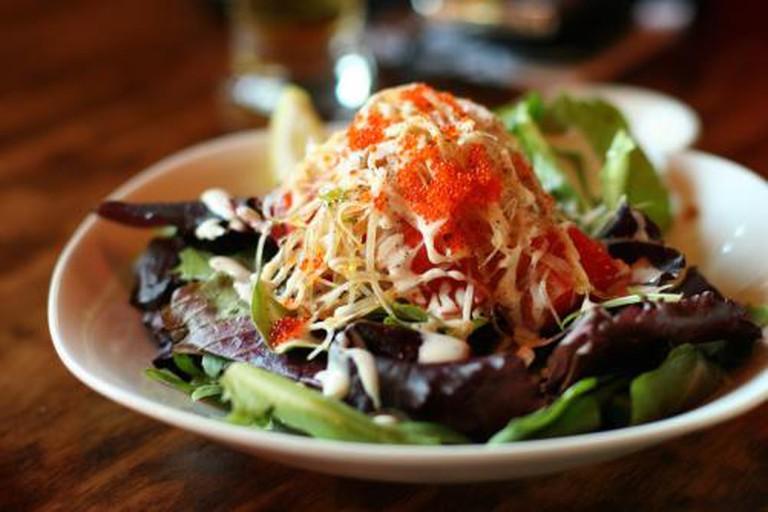 Sashimi Salad | © Geoff Peters/Flickr