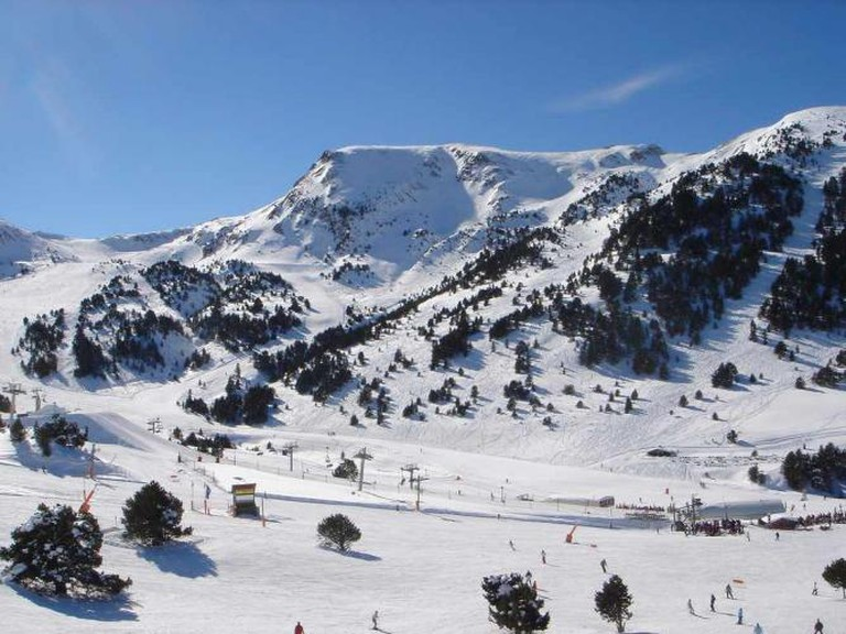 Grandvalira Ski Resort   © Christof Damian/WikiCommons