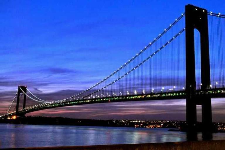 The Verrazano Narrows Bridge | © Joyce A/Flickr