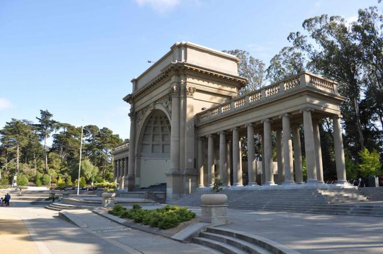 Golden Gate Park | © Joe Mabel/WikiCommons