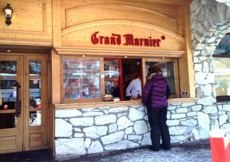 Creperie au Grand Marnier Val d'Isere