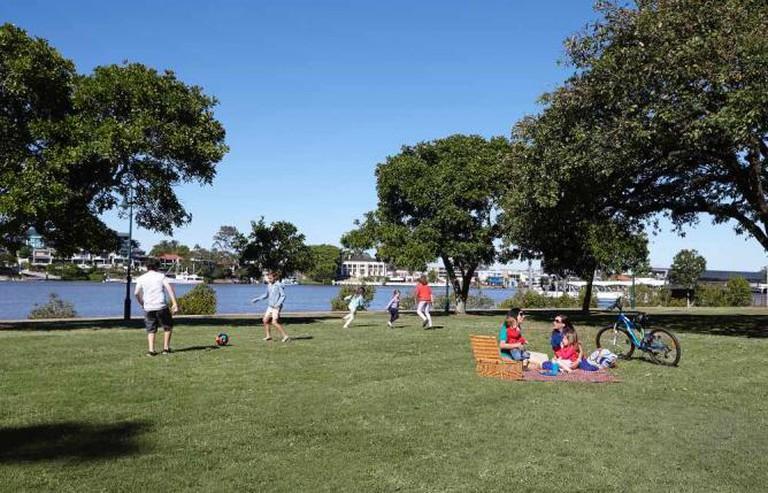 New Farm Park   © Brisbane City Council/Flickr