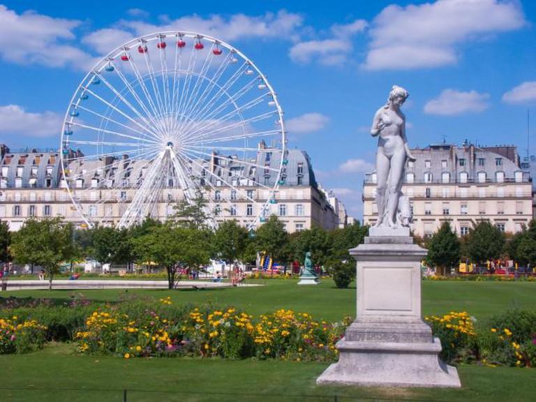 Jardin de Tuileries | © Jean-Christophe Benoist/WikiCommons