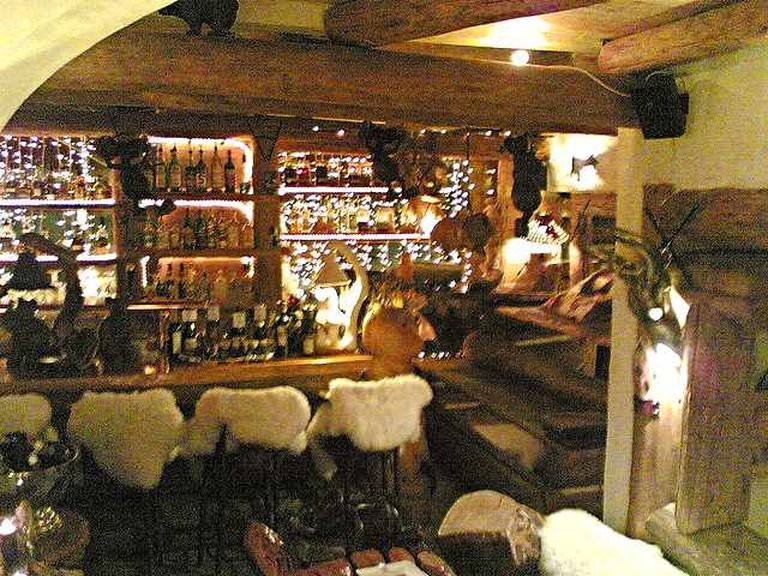 Grizzly Bar Tignes