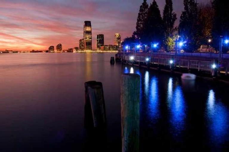 Hudson River Sunset II | © Ludovic Bertron/Flickr