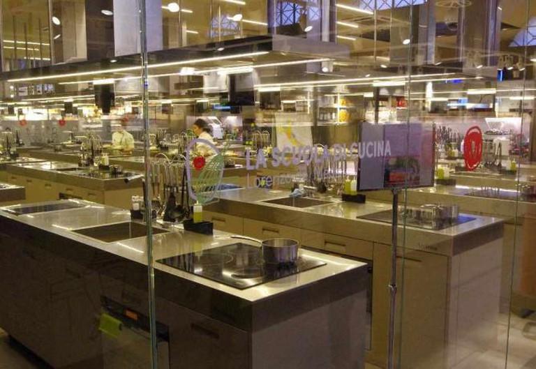 La Scuola Cucina Lorenzo Medici   © David Edwards/Flickr