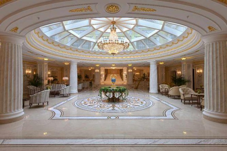 The Official State Hermitage Hotel | Image courtesy of The Official State Hermitage Hotel