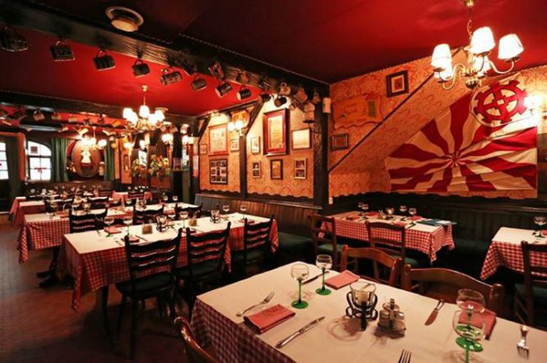 Dining Room   Courtesy of Zum Saüwadala