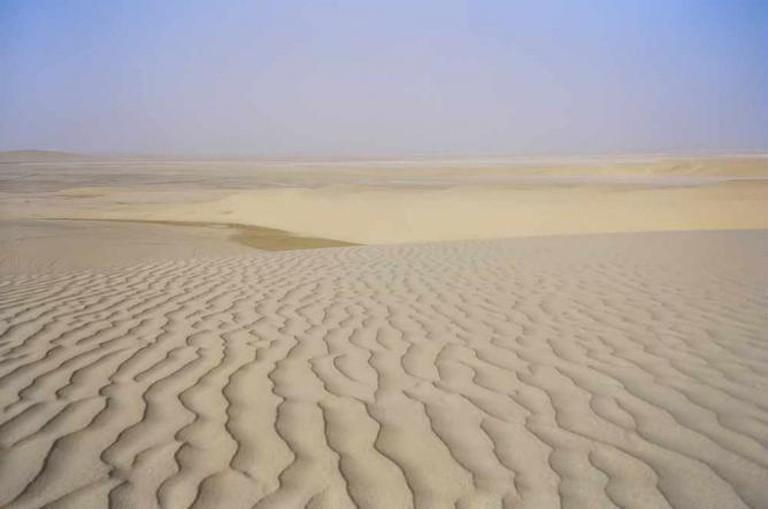 Doha Desert
