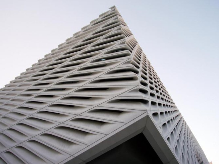 The Broad Museum   © Jay Sterling Austin/Flickr