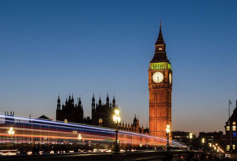 Big Ben   © Colin/WikiCommons