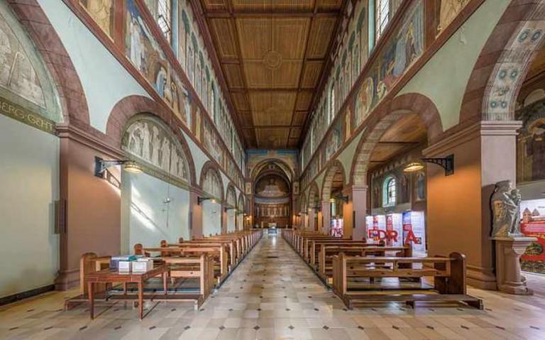 Benedictine Abbey of St. Hildegard | © DXR/WikiCommons