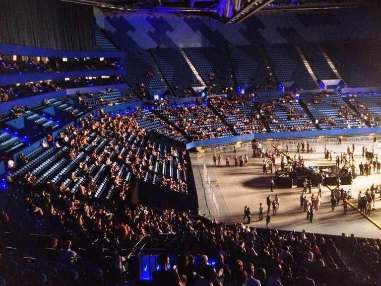 © Perth Arena   Moondyne/WikiCommons