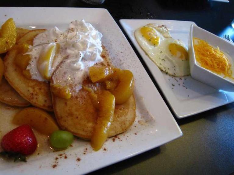 breakfast garden brunch caf - Garden Brunch Cafe