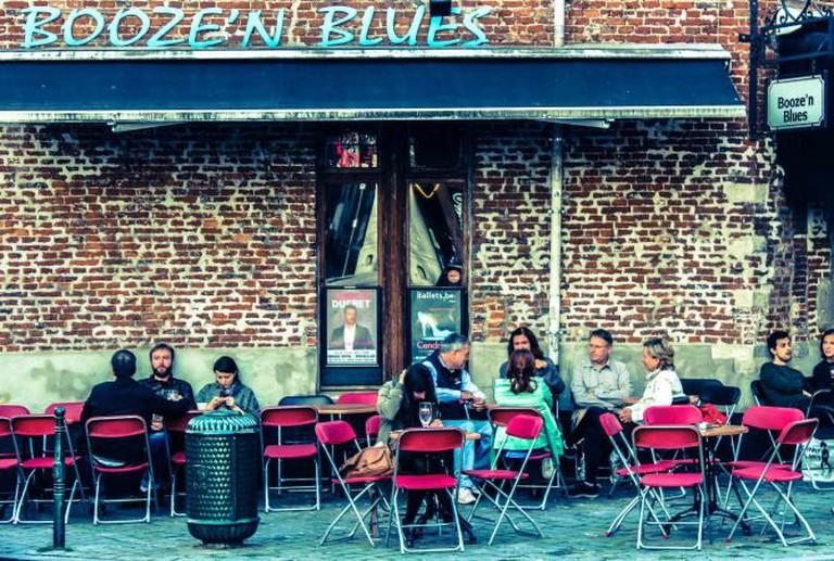 Booze'n Blues ©IoannaSakellaraki