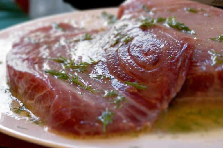 Tuna Steaks | © Danny Hope/Flickr