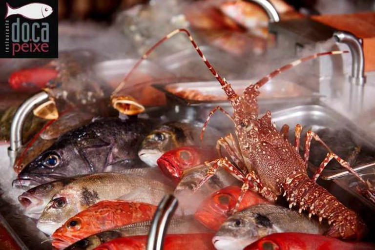 Seafood specialties | Courtesy of Doca Peixe