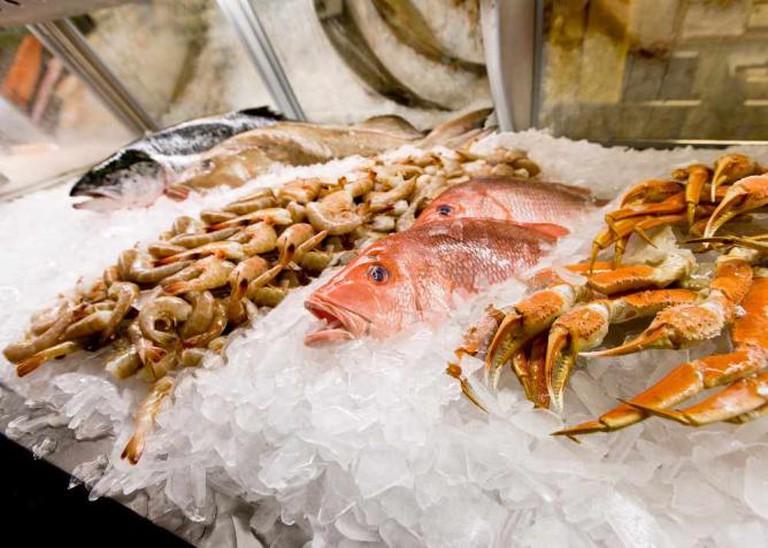 Fresh seafood | © Florida Sea Grant/Flickr