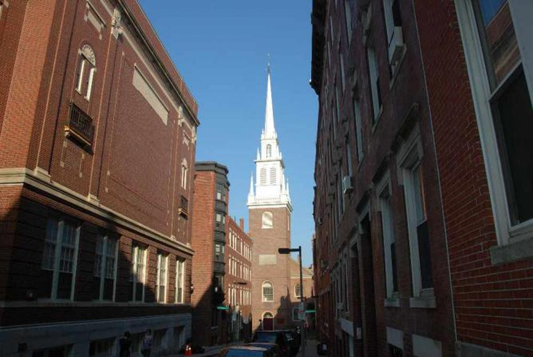 Old North Church | © Adavyd, WikiCommons