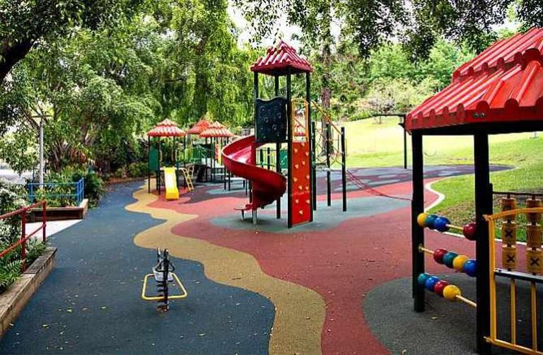 Playground | © Brisbane City Council/Flickr