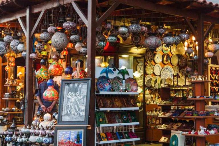 Turkish souvenirs | © Vladimir Agafonkin/Flickr