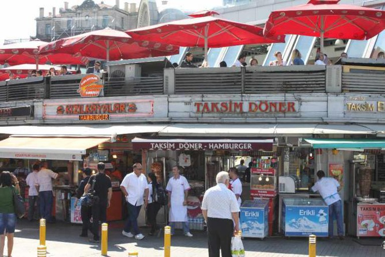 Doner anyone? | © leyla.a/Flickr