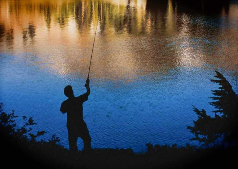 Fly Fishing | © Steve Corey on and off/Flickr