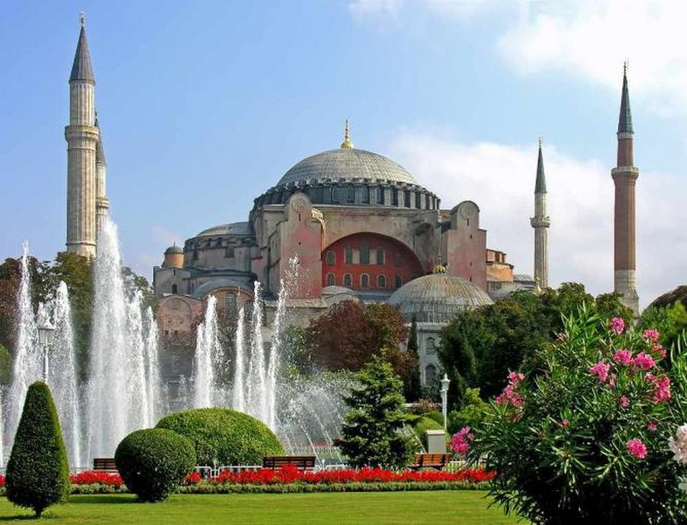Turkey-3019 - Hagia Sophia | © Dennis Jarvis/Flickr