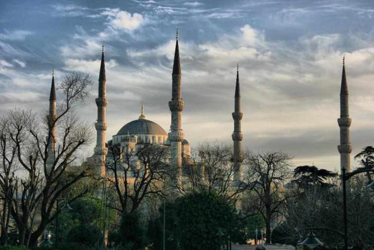 sultanahmet | © v. fatih GÜNEŞ/Flickr