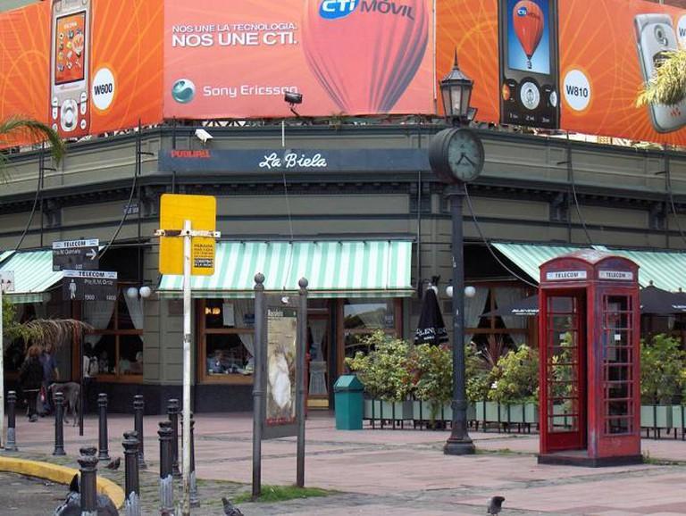 Café La Biela | © Sking/WikiCommons