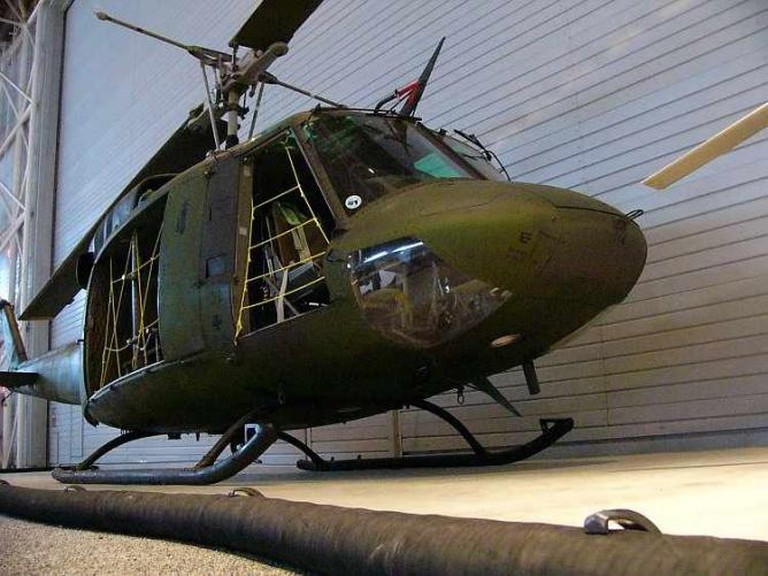 Bell CH-135 Twin Huey serial number 135114