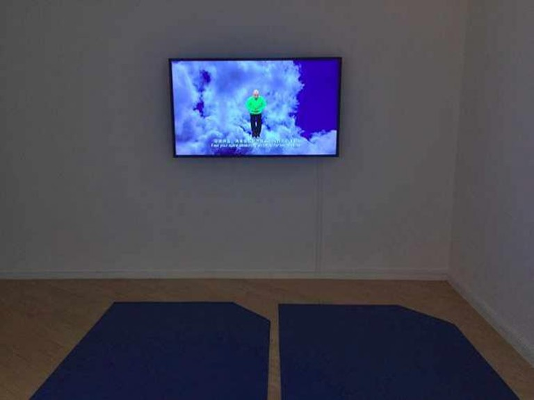 Xu Zhen, Physique of Consciuosness Museum (video), 2011 | © Helena Geilinger