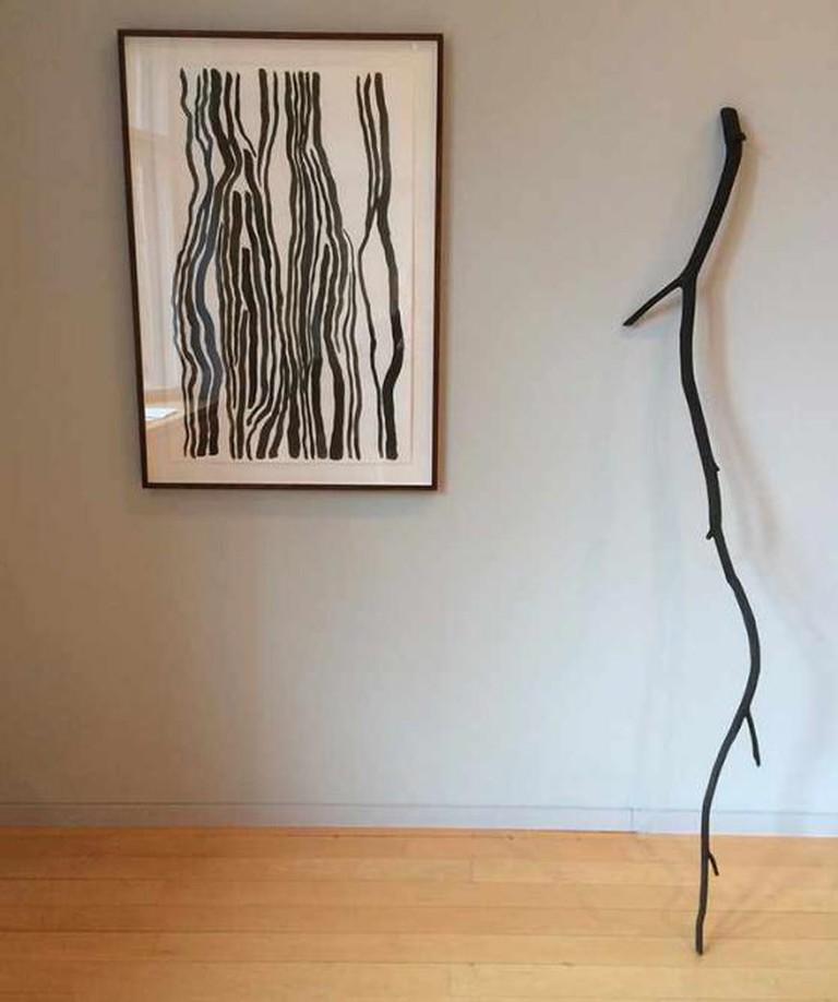 Sibylla Dumke, o.T. (26.2, Kamari), 2014 and o.T. (28.6., Boppstr., Berlin), 2013 | © Helena Geilinger
