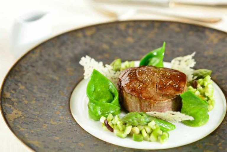 Beef Tournedos | © Intercontinental Hong Kong/Flickr