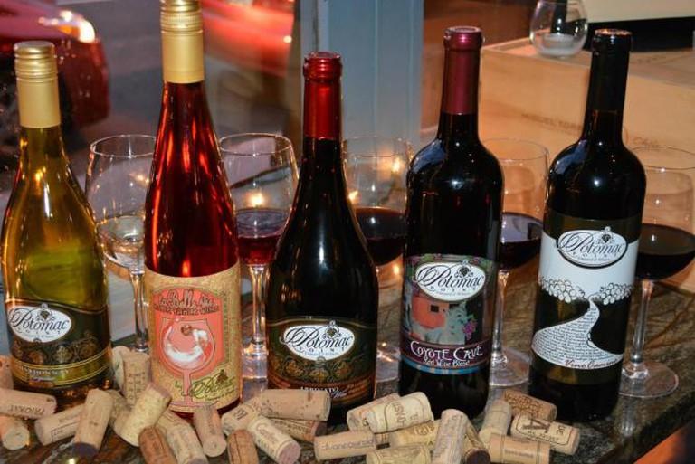 Wine Tasting at Slate Wine Bar and Bistro