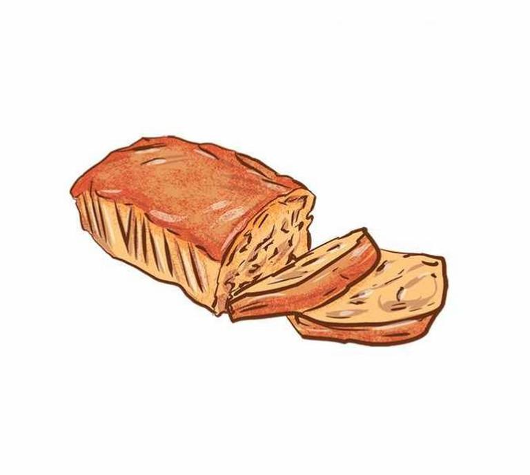Bara Brith Bread (Welsh Tea Bread) | Courtesy of Edward McGowan, Eating London