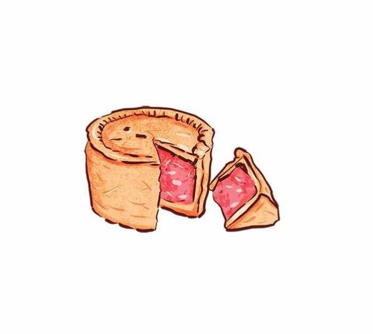 Pork Pie | Courtesy of Edward McGowan, Eating London