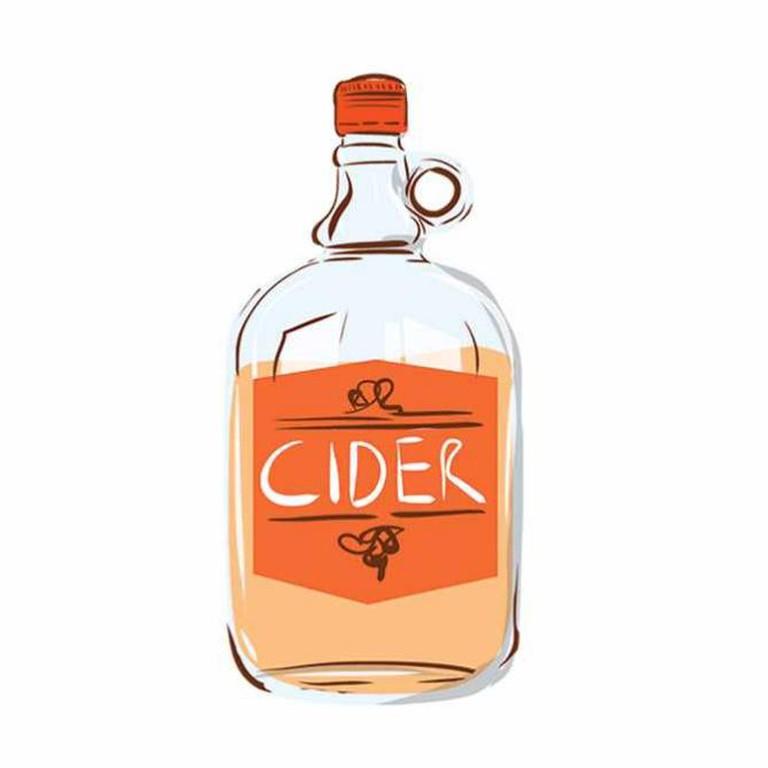 Cider | Courtesy of Edward McGowan, Eating London
