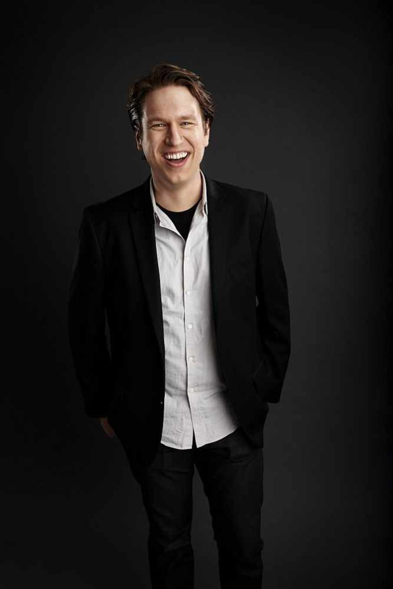 Pete Holmes | Courtesy of JFL 42