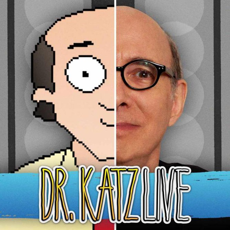 Dr. Katz Live | Courtesy of JFL 42