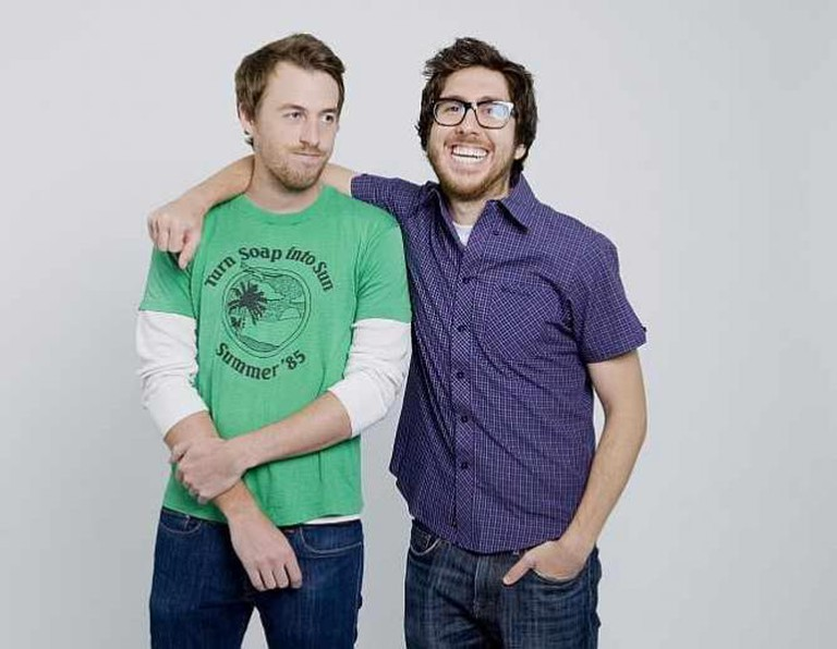 Jake and Amir | Courtesy of JFL 42