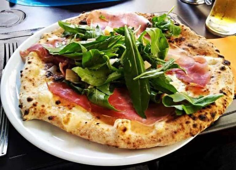 Neapel-Pizza   © Markus Riemer/Flickr