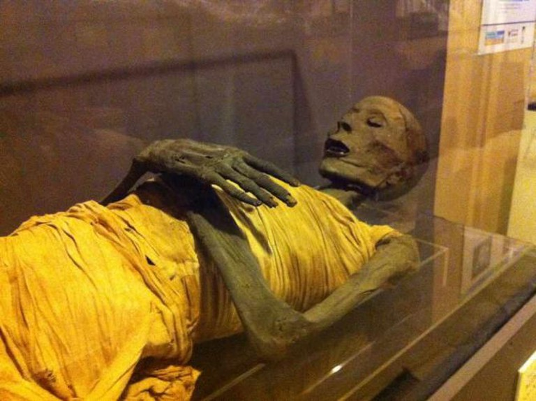 Mummy at the Rosicrucian Egyptian Museum | © Cosette Paneque/Flickr