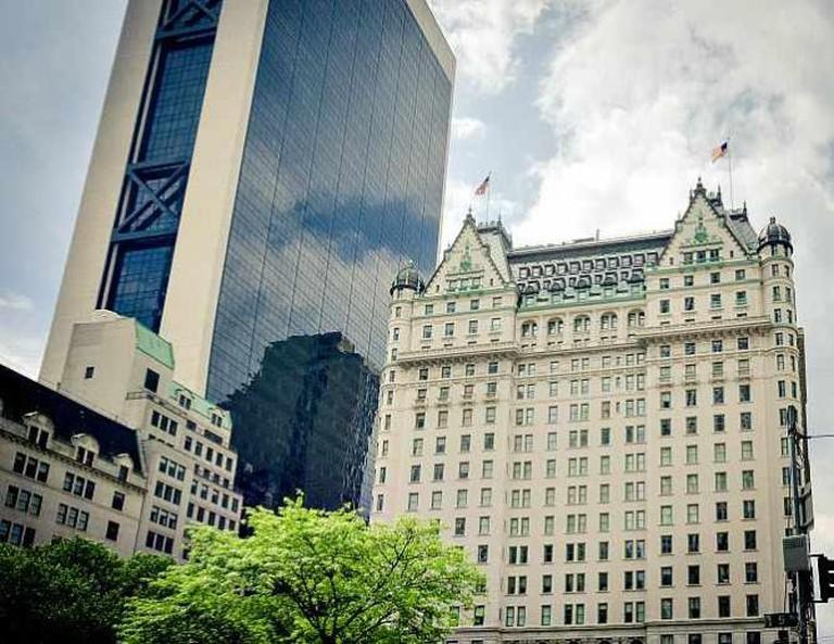 The Plaza Hotel, NYC   © Jeffrey Zeldman/Flickr