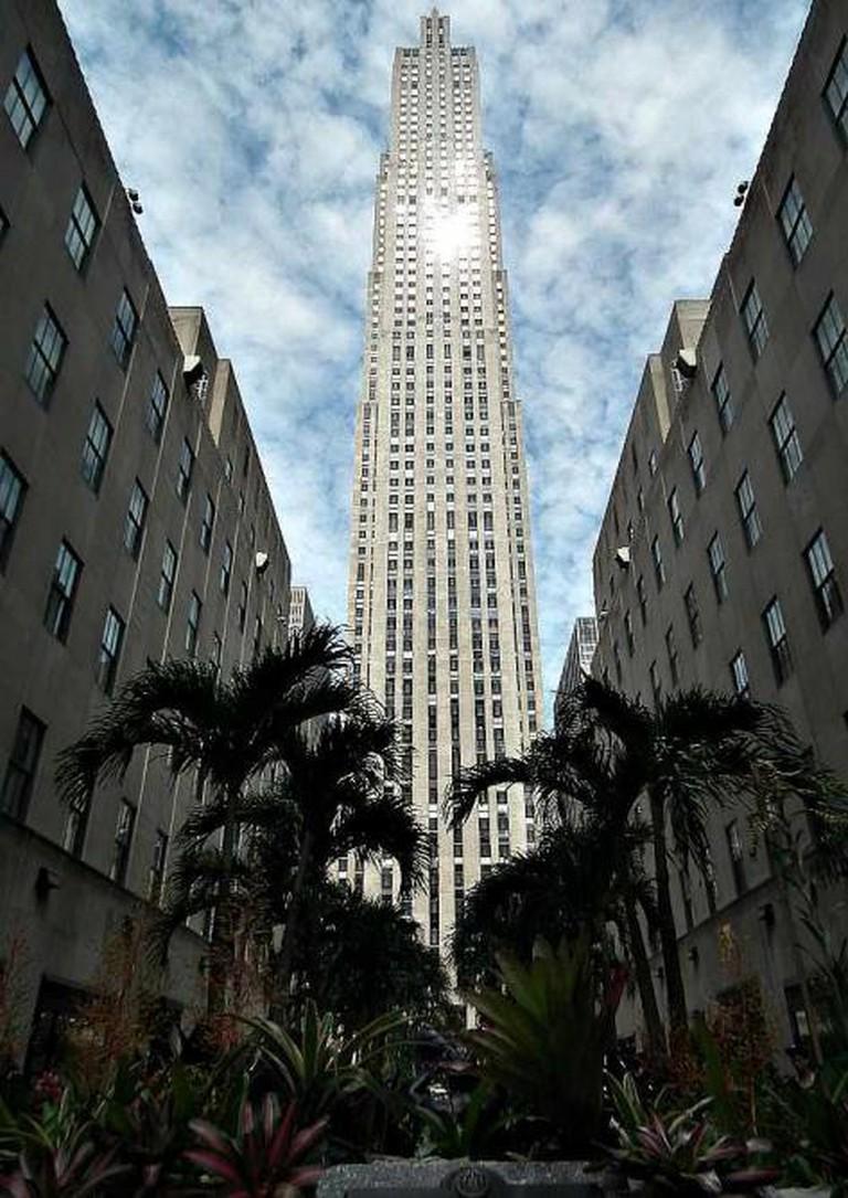 30 Rockefeller Center   © Erik Drost/Flickr