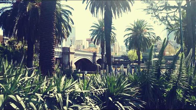 Alexandra Gardens | © Jamal Ben